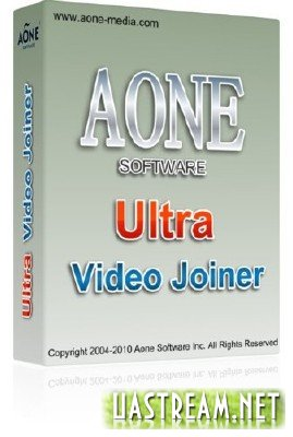 Aone Ultra Video Joiner v 6.1.0103 Portable